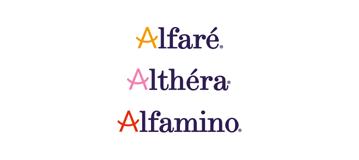 Althéra - Alfaré - Alfamino